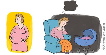 Troubles bipolaires vivre-avec-la-maladie Situations particulières trouble bipolaire Bipolarité et maternité
