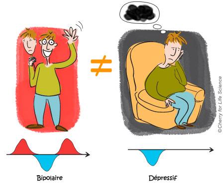 Bipolaire / Dépressif Nature des troubles bipolaires trouble bipolaire