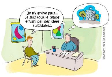 Principe du traitement en phase aiguë trouble bipolaire Traitements médicamenteux